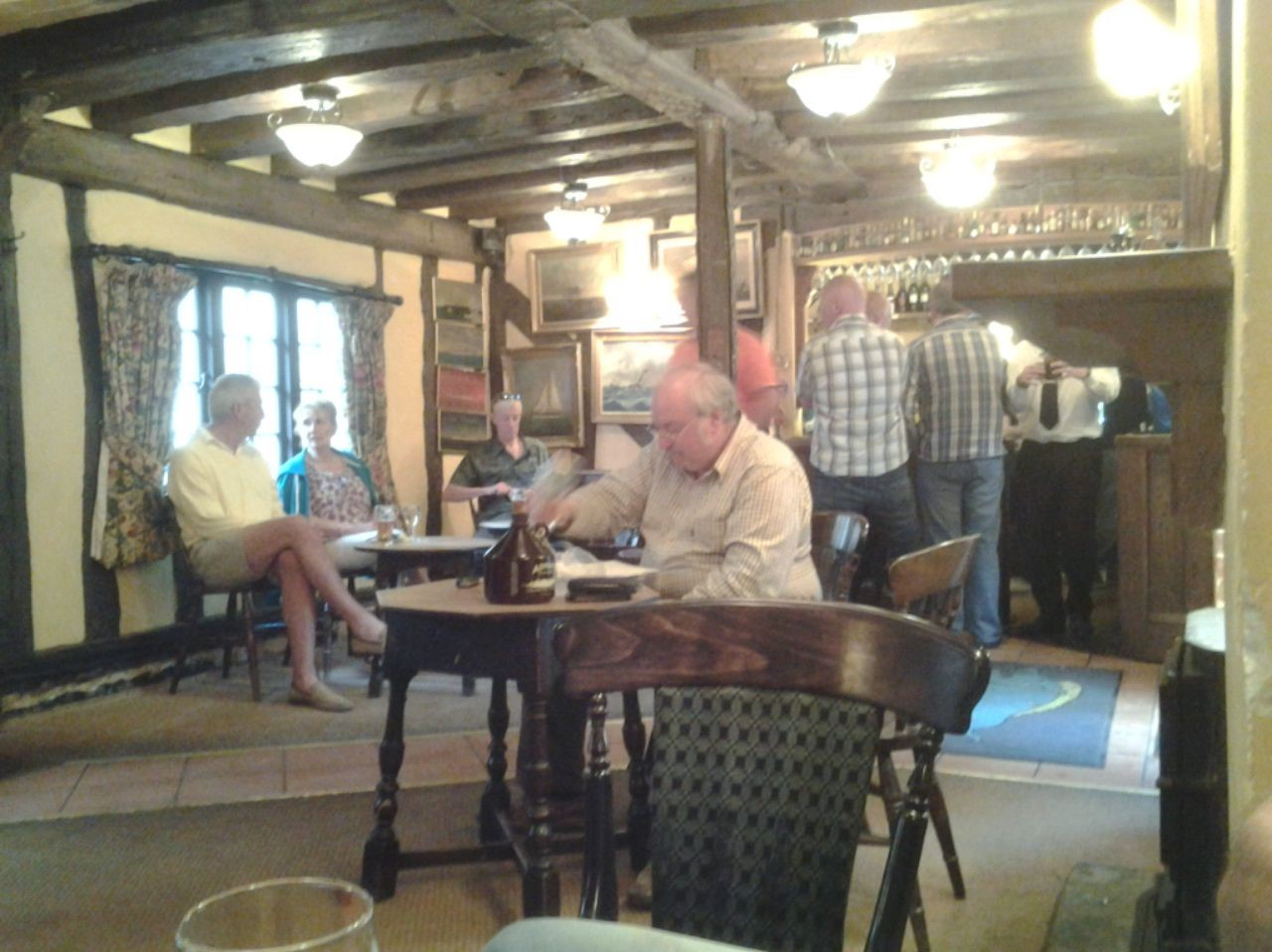 The Blue Boar in Maldon