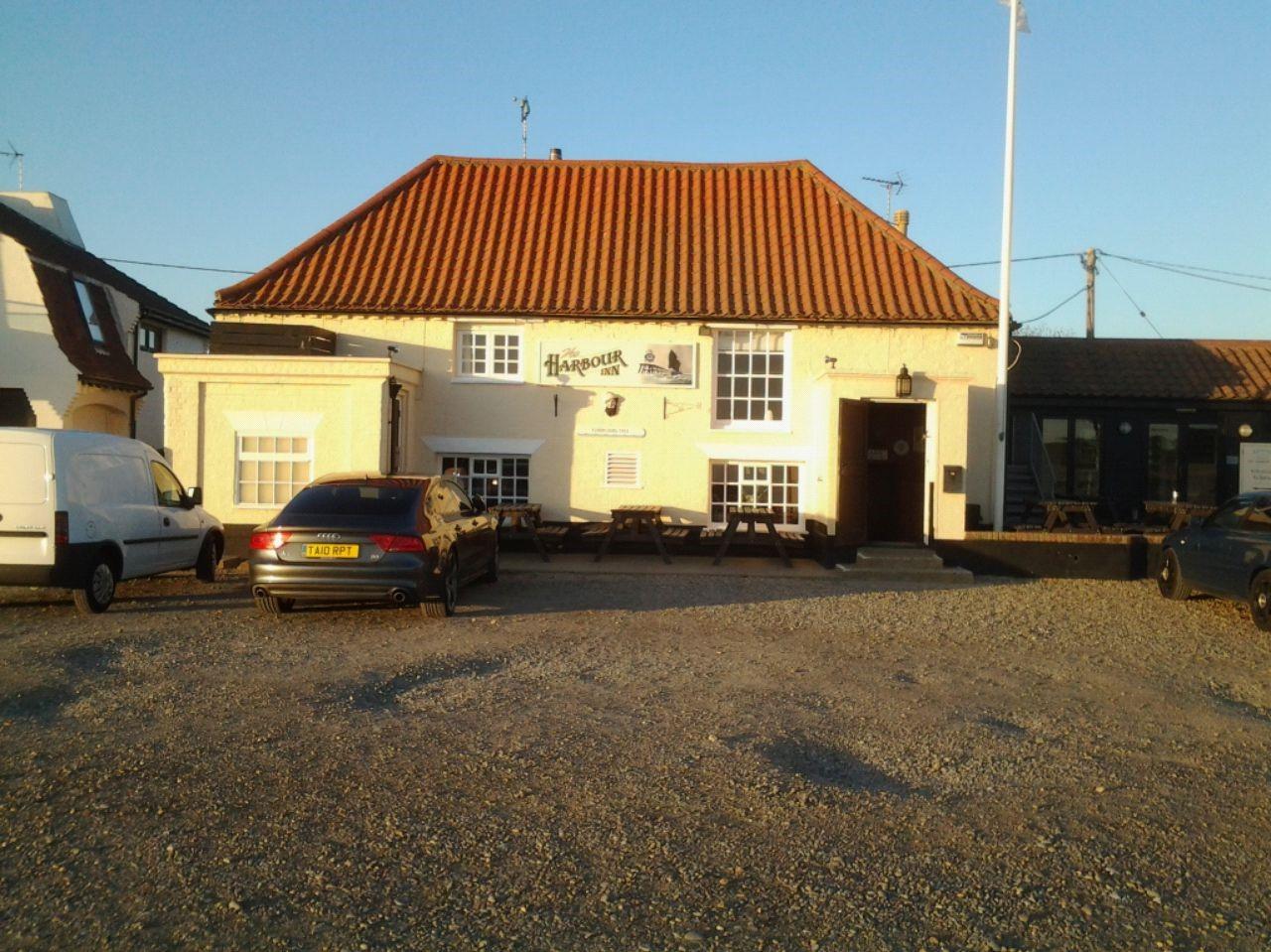 De pub aan de Blyth