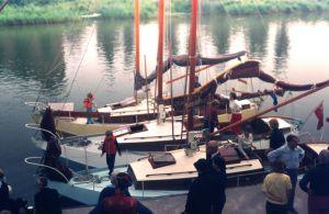 Rally KNZRV Muiden-Hoorn, 22/23 August 1970